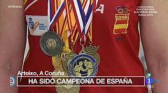 España Directo - Un día con la excampeona de boxeo Marta Brañas