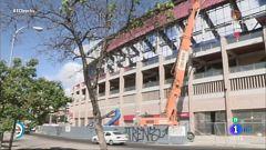 España Directo - Derribo Estadio Vicente Calderón