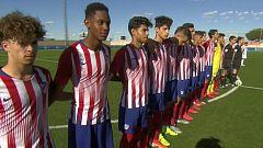Fútbol - Mundial de Clubes Juvenil 2019. 1/4 Final: Atlético de Madrid - C.D. Leganés
