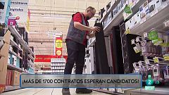 1.715 contratos en supermercados de toda España