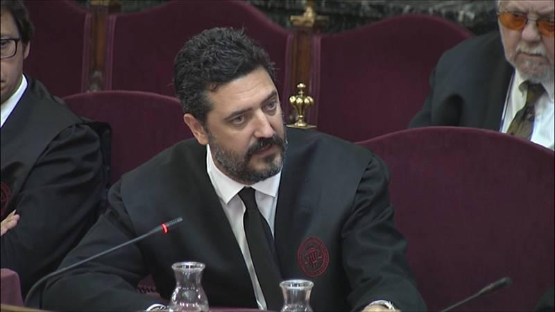 El abogado de la exconsellera Bassa niega la rebelión porque no fue necesario decretar el estado de sitio