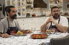 """Guillermo, uno de nuestros espectadores, visita """"Hacer de comer"""""""