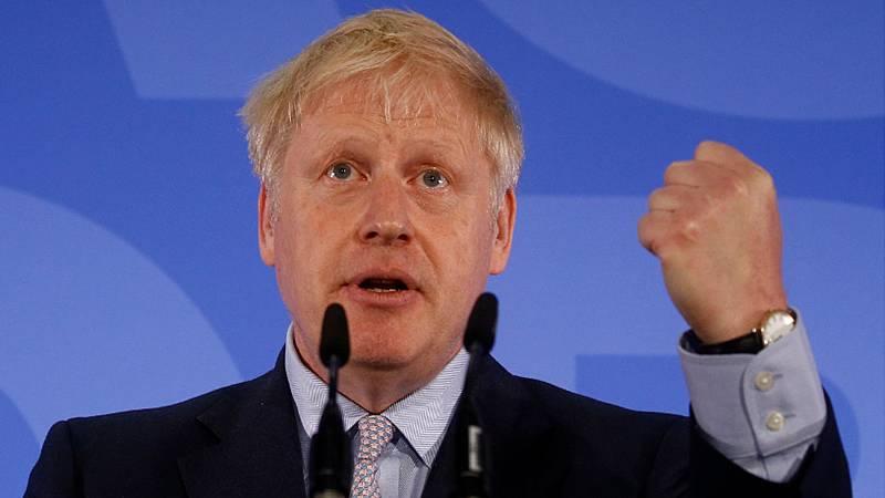 Boris Johnson lanza su campaña para suceder a Theresa May