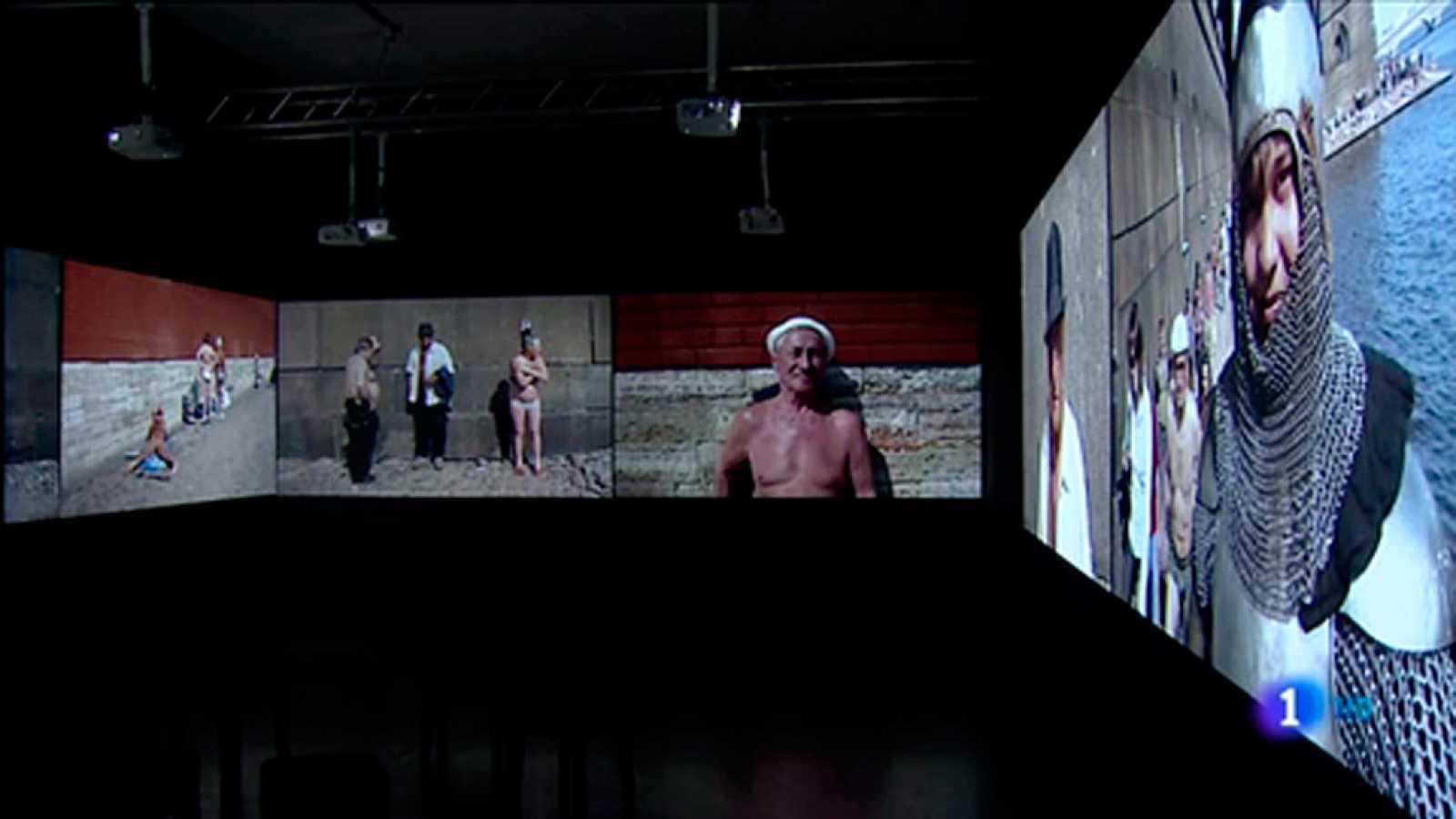 El cineasta Isaki Lacuesta nos descubre su faceta como artista visual en Barcelona