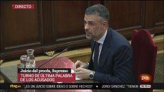 """Santi Vila, a los jueces: """"Espero que ustedes con su sentencia formen parte de la solución y no del agravio"""""""