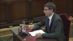Mundó pide en su alegato final la libertad para sus compañeros del 'procés'
