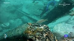 España Directo - Desenterrando un galeón del siglo XVI