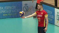 Voleibol - Liga Europea Masculina 2018/2019: España - Croacia