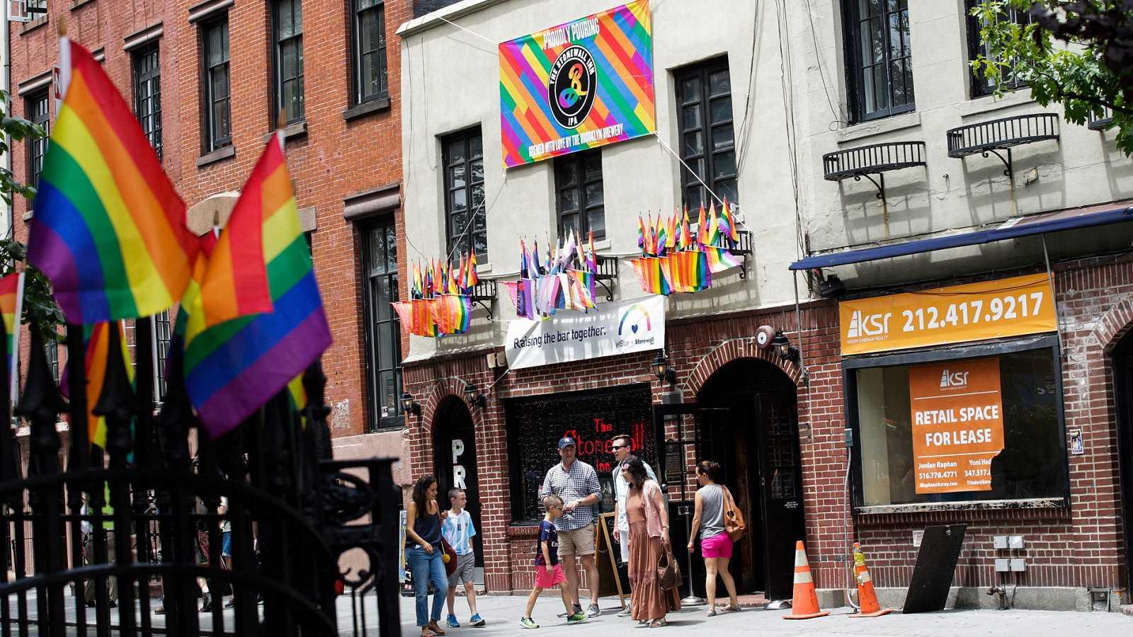 50 años de Stonewall