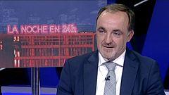 """Javier Esparza: """"Bildu no se abstendrá en Navarra sin nada a cambio"""""""
