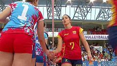 Voleibol - Liga Europea Femenina 2018/2019 España - Azerbaiyán