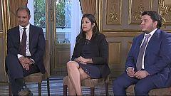 Conversatorios en Casa de América - Diego Cabot, Maye Primera y Wilfredo MIranda