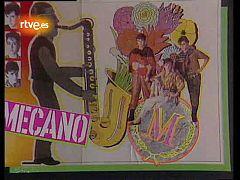 Aplauso - Primera actuación de 'Mecano' en el programa