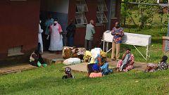 Las autoridades sanitarias ugandesas confirman un segundo fallecido por el brote de ébola en la RDC