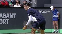 Tenis - ATP 250 Torneo Hertogenbosch: D. Goffin - P. Herbert