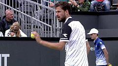Tenis - ATP 250 Torneo Hertogenbosch: C. Garín - R. Haase