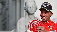 Juanjo Cobo pierde la Vuelta 2011 tras ser descalificado por dopaje