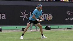 Tenis - ATP 250 Torneo Hertogenbosch: S. Tsitsipas - N. Jarry