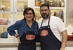 Luisa Martín cocina junto a Dani García