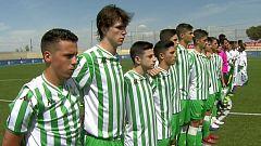 Fútbol - Mundial de Clubes Juvenil 2019 1ª Semifinal: Real Betis Balompie - S.E. Palmeiras