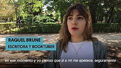 'Booktubers' y 'bookstagrammers' explican a RTVE.es la interacción con los lectores