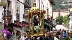 España Directo - Fiestas de San Antonio, en Cangas de Onís (Asturias)