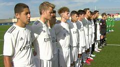 Fútbol - Mundial de Clubes Juvenil 2019 2ª Semifinal: Real Madrid C.F. - C.D. Leganés
