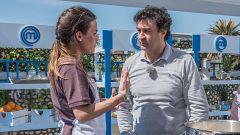 Pepe conquista a Aitana y le regala su pin de mentor