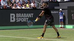 Tenis - ATP 250 Torneo Hertogenbosch 1/4 Final: C. Garín - B. Coric