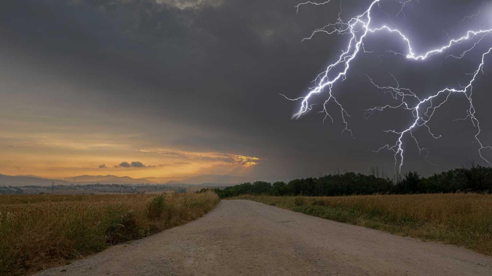Alta probabilidad de chubascos, lluvias y tormentas eléctricas sobre Camagüey
