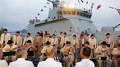 Tenderete - 16/06/2019 con Los Gofiones y la Unidad de Música del Ejército del Aire