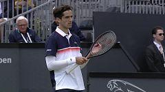Tenis - ATP 250 Torneo Hertogenbosch 1/4 Final: A. Goffin - A. Mannarino