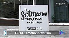 España Directo - Preparativos para un fin de semana de motos