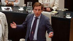 Martínez-Almeida será alcalde de Madrid y Villacís vicealcaldesa con los votos de Vox
