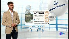 Lotería Nacional - 15/06/19
