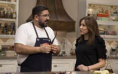 """Alicia López, experta en pimentón, visita """"Hacer de comer"""""""