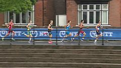 Triatlón - ITU World Series 2019 Relevos Mixtos Prueba Nottingham