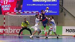 Balonmano - Europa Cup de Selecciones 2018/19 6ª jornada: Noruega - España