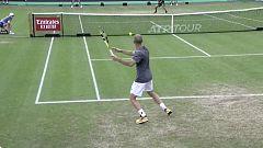 Tenis - ATP 250 Torneo Hertogenbosch 2ª Semifinal: A.Mannarino - B. Coric