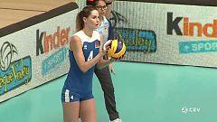 Voleibol - Liga Europea Femenina 2018/2019: España - Bielorrusia
