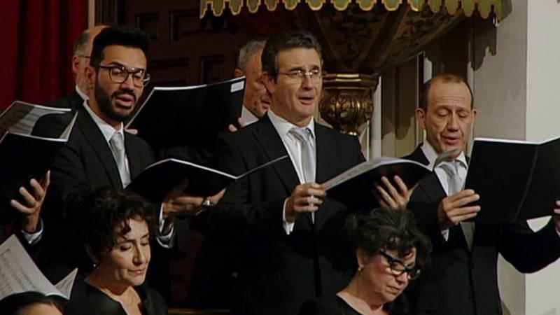 Los conciertos de La 2 - Coro RTVE Monasterio Sta. Isabel - ver ahora