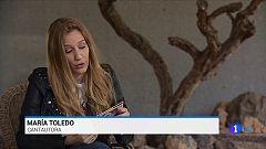 María Toledo acaba de comenzar la gira para presentar su nuevo trabajo