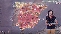 Suben las temperaturas durante toda la semana