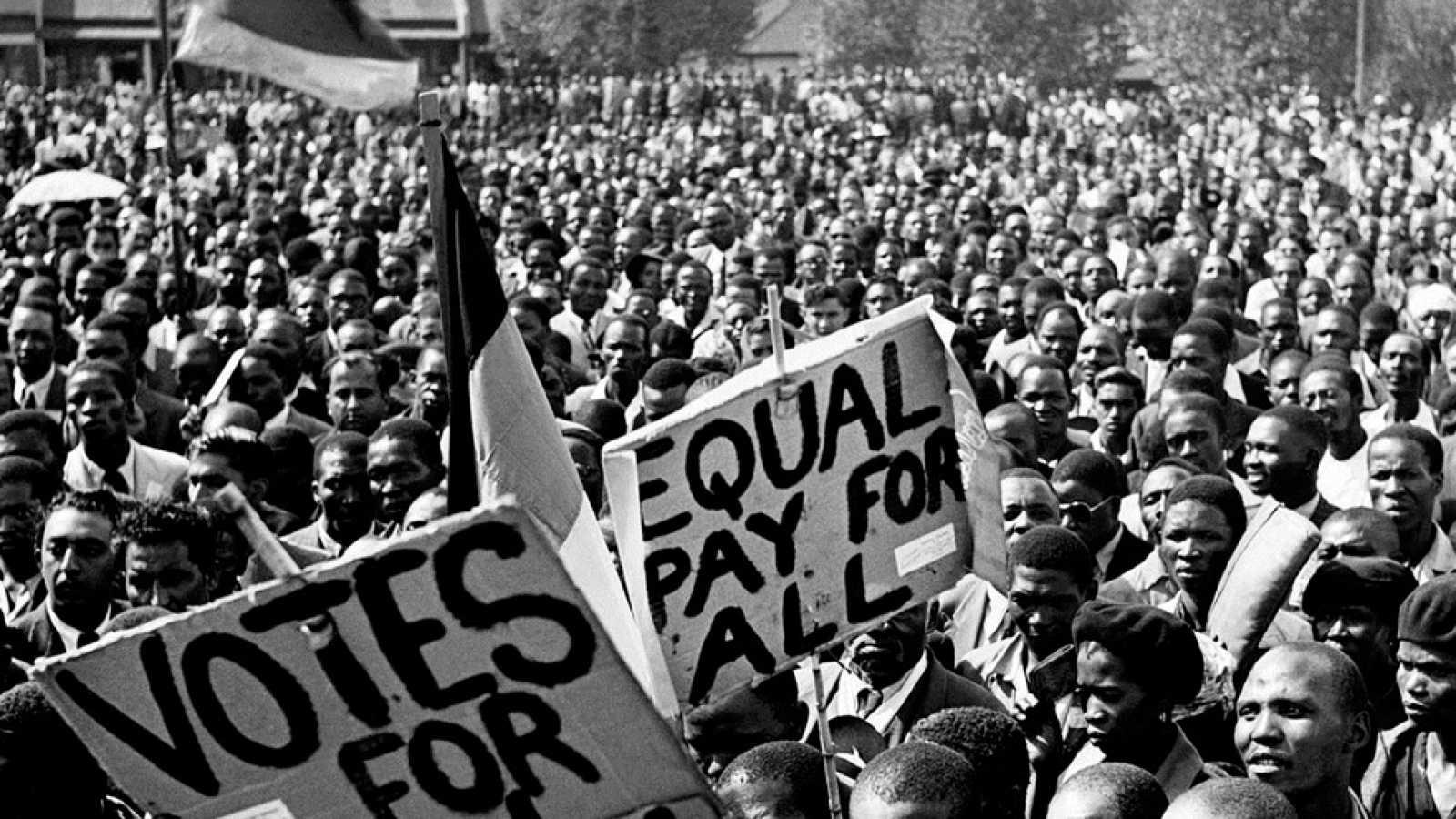 'El Estado contra Mandela y los otros'