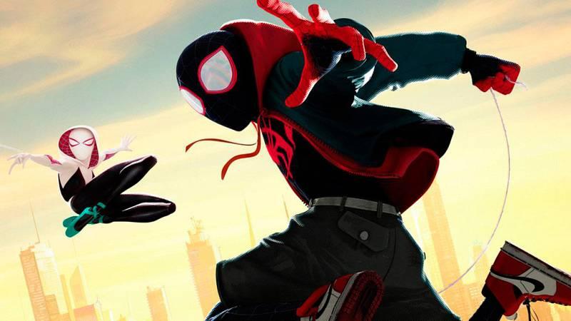 DVD: 'Spider-Man: Un nuevo universo'
