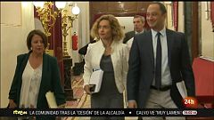 Parlamento - Foco Parlamentario - Reunión Portavoces - 15-06-2019