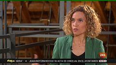 Parlamento - La Entrevista - Meritxell Batet - 15-06-2019