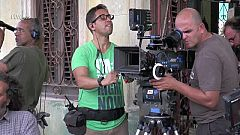 Cuatro estaciones en La Habana - Making off
