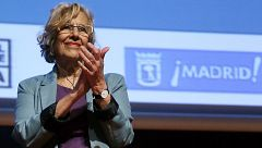Manuela Carmena abandona la política