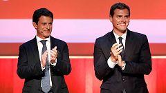 Ciudadanos rompe con Valls en Barcelona tras votar a favor de la investidura de Colau